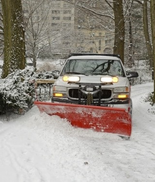Commercial Snow Removal Services in New Berlin, Wisconsin