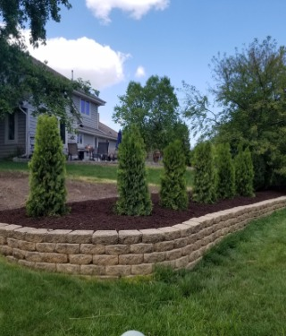 Retaining Wall Contractor in Waukesha Wisconsin
