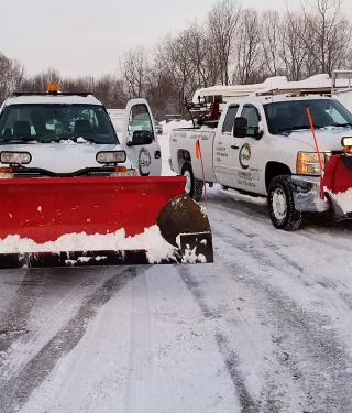 Commercial Snow Removal Services in Waukesha