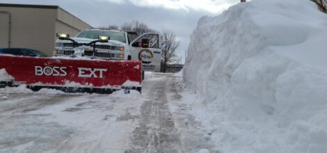 Commercial Snow Removal Contractor in Waukesha
