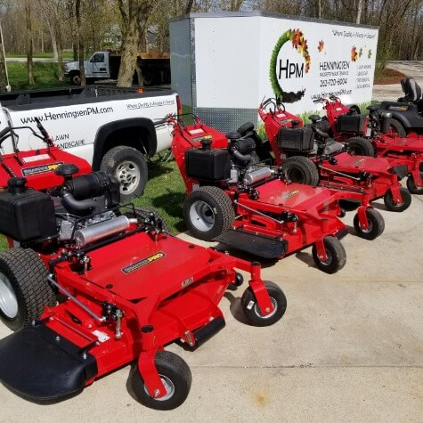 Reliable Lawn Mowing Company near Mukwonago Wisconsin