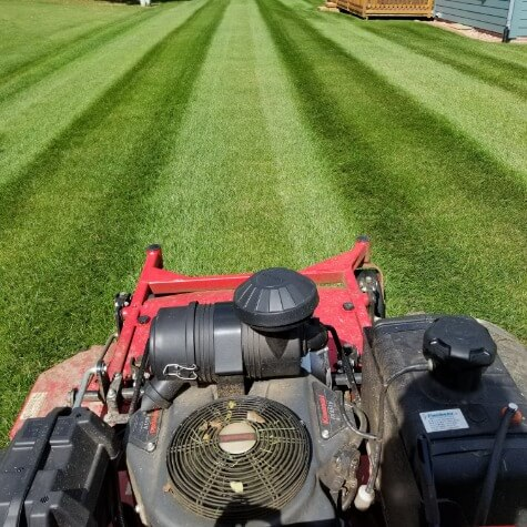 Professional Lawn Mowing Services near Mukwonago Wisconsin