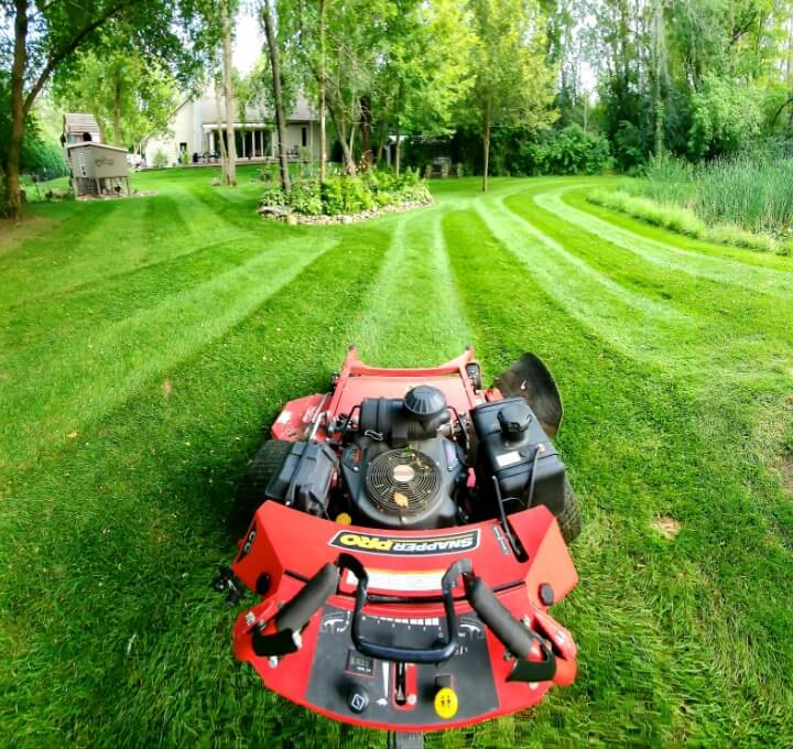 Quality and Professional Lawn Mowing Company in Waukesha Wisconsin